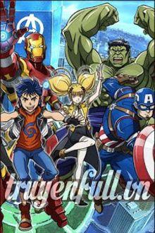 Marvel Chi Thần Thoại Gen