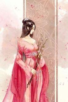 Thần Nữ Tuyệt Sắc Khuynh Náo Thiên Hạ