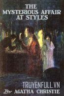 Vụ Án Bí Ẩn Ở Styles (Thảm Kịch Ở Styles)