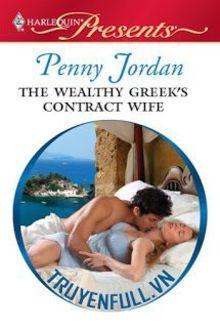 Cô Vợ Hợp Đồng (The Wealthy Greek's Contract Wife)